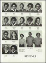 1983 Rolling Fork High School Yearbook Page 22 & 23