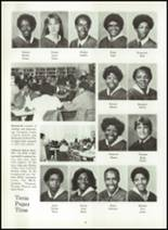 1983 Rolling Fork High School Yearbook Page 24 & 25