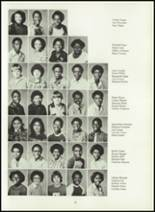 1983 Rolling Fork High School Yearbook Page 28 & 29