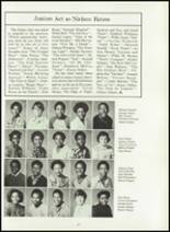 1983 Rolling Fork High School Yearbook Page 30 & 31