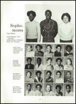 1983 Rolling Fork High School Yearbook Page 34 & 35