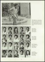 1983 Rolling Fork High School Yearbook Page 36 & 37