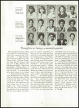 1983 Rolling Fork High School Yearbook Page 54 & 55