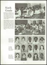 1983 Rolling Fork High School Yearbook Page 62 & 63