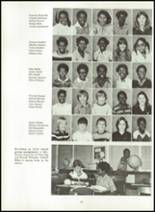 1983 Rolling Fork High School Yearbook Page 64 & 65