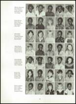 1983 Rolling Fork High School Yearbook Page 66 & 67