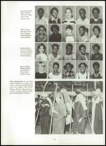 1983 Rolling Fork High School Yearbook Page 70 & 71