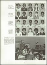 1983 Rolling Fork High School Yearbook Page 76 & 77