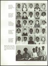 1983 Rolling Fork High School Yearbook Page 80 & 81