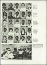 1983 Rolling Fork High School Yearbook Page 86 & 87