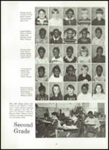 1983 Rolling Fork High School Yearbook Page 88 & 89