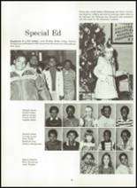 1983 Rolling Fork High School Yearbook Page 100 & 101