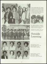 1983 Rolling Fork High School Yearbook Page 110 & 111