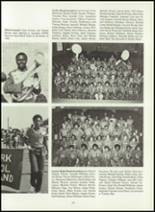 1983 Rolling Fork High School Yearbook Page 124 & 125