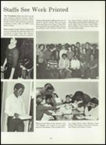 1983 Rolling Fork High School Yearbook Page 128 & 129