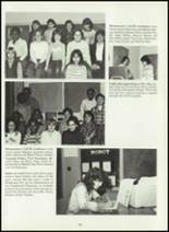 1983 Rolling Fork High School Yearbook Page 206 & 207