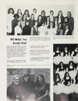 1974 Anoka High School Yearbook Page 104 & 105