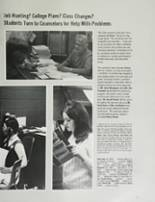 1974 Anoka High School Yearbook Page 128 & 129