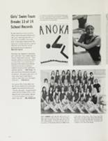 1974 Anoka High School Yearbook Page 180 & 181