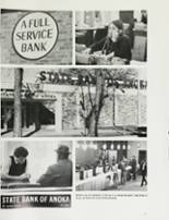 1974 Anoka High School Yearbook Page 256 & 257