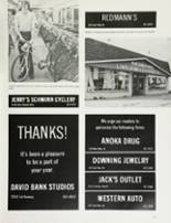 1974 Anoka High School Yearbook Page 274 & 275