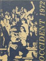 1972 Yearbook West High School