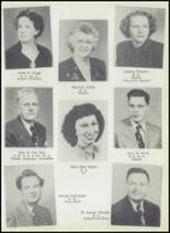 1951 Nevada High School Yearbook Page 12 & 13