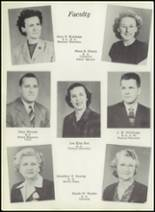 1951 Nevada High School Yearbook Page 14 & 15