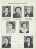 1951 Nevada High School Yearbook Page 16 & 17