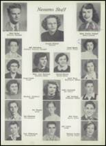 1951 Nevada High School Yearbook Page 18 & 19