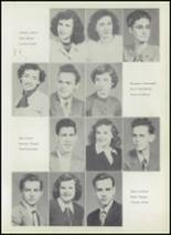 1951 Nevada High School Yearbook Page 24 & 25