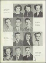 1951 Nevada High School Yearbook Page 26 & 27
