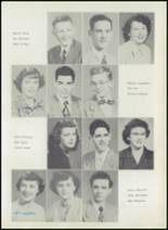 1951 Nevada High School Yearbook Page 28 & 29