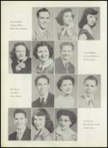 1951 Nevada High School Yearbook Page 30 & 31