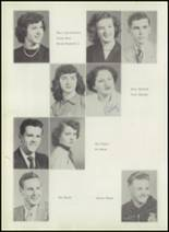 1951 Nevada High School Yearbook Page 32 & 33
