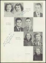 1951 Nevada High School Yearbook Page 34 & 35