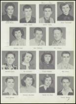 1951 Nevada High School Yearbook Page 40 & 41