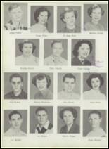 1951 Nevada High School Yearbook Page 42 & 43