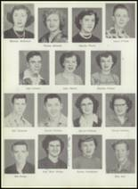 1951 Nevada High School Yearbook Page 44 & 45
