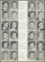 1951 Nevada High School Yearbook Page 50 & 51