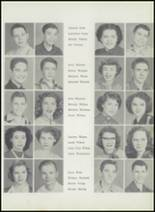 1951 Nevada High School Yearbook Page 52 & 53