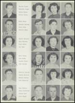 1951 Nevada High School Yearbook Page 56 & 57