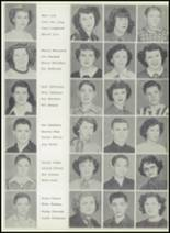 1951 Nevada High School Yearbook Page 58 & 59