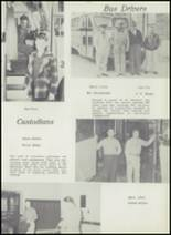 1951 Nevada High School Yearbook Page 68 & 69
