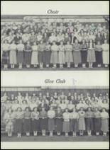 1951 Nevada High School Yearbook Page 72 & 73