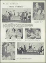 1951 Nevada High School Yearbook Page 78 & 79