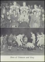 1951 Nevada High School Yearbook Page 84 & 85