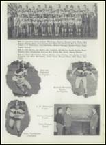1951 Nevada High School Yearbook Page 86 & 87