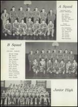 1951 Nevada High School Yearbook Page 90 & 91