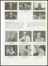 1968 Lincoln High School Yearbook Page 22 & 23
